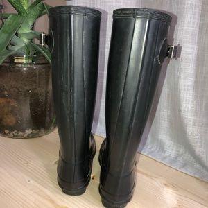 Hunter Shoes - Original Hunter boots + hunter insert socks